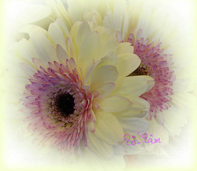 Beautiful Flowers For Mothers Day Digital Art - A Bouquet For My Love 20 by To-Tam Gerwe