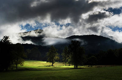 Photograph - A Break In The Clouds by Greg Mimbs