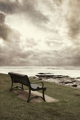 Photograph - A Break In The Clouds by Robin-Lee Vieira