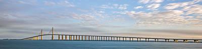 Photograph - A Bridge Moves II by Jon Glaser