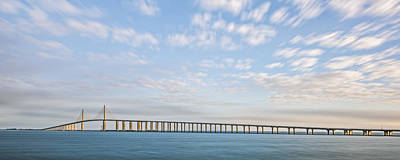 Green Lakes State Park Wall Art - Photograph - A Bridge Moves by Jon Glaser