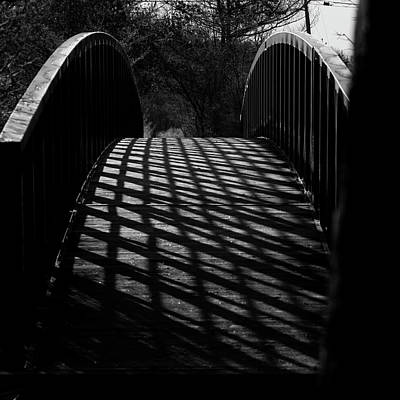 Photograph - A Bridge Not Too Far by Darryl Hendricks