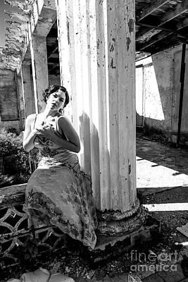 Photograph - A Broken Heart In Asbury Park by John Rizzuto