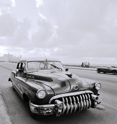 A Buick Car Art Print