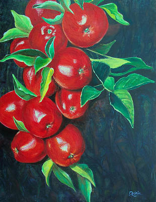Painting - A Bumper Crop by Susan DeLain