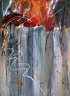 Painting - A Burning Issue by Nancy Jolley