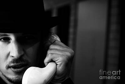 Impatients Photograph - A Call Of Ransom by Jorgo Photography - Wall Art Gallery