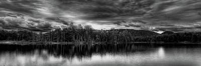 Photograph - A Calm Day In The Adirondacks by David Patterson