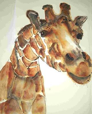 Painting - A Camel Story Album by Debbi Saccomanno Chan