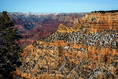 Photograph - A Canyon Winter by Susan Warren