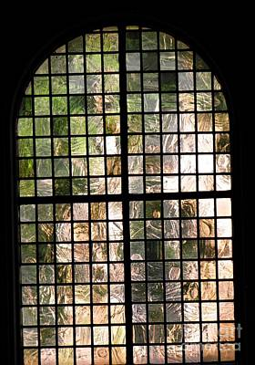 Photograph - A Church Window by Sarah Loft