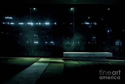 Photograph - A Cold Seat by James Aiken