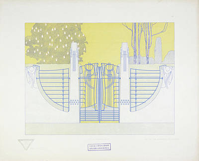 Design For Architects Painting - A Collection Of Details by Joseph Gradl
