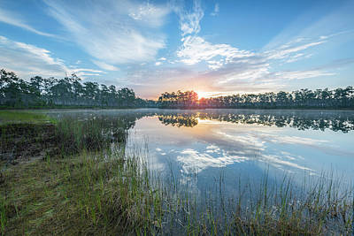 Outdoor Photograph - A Continuation Of Morning by Jon Glaser
