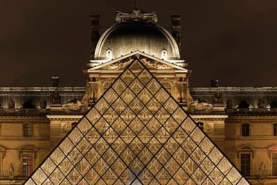 Photograph - A Controversial Pyramid  by Hany J