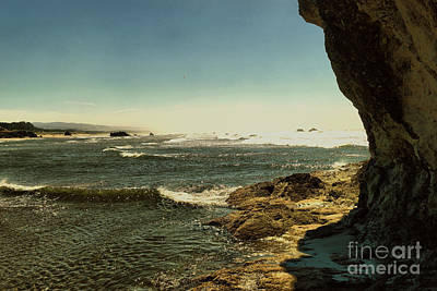 Photograph - A Corner Of The Ocean by Jeff Swan