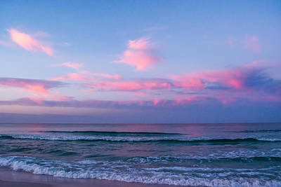 Photograph - A Cotton Candy Sunrise by Shelby Young