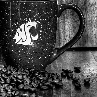 Photograph - A Coug's Cup Of Joe by David Patterson