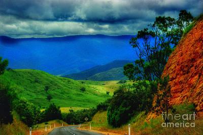 Photograph -  A Country Mile by Blair Stuart
