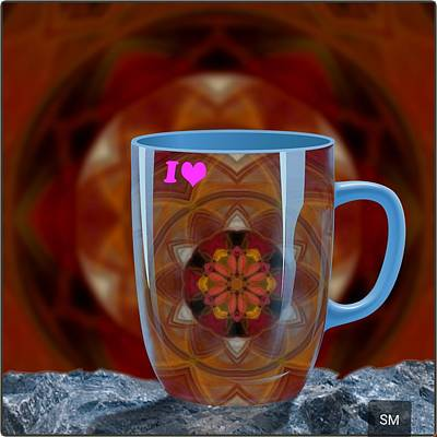 Photograph - A Cup Full Of Love by Sheila Mcdonald