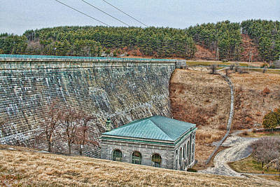 Photograph - A Dam Sight by Mike Smale