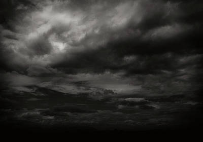 Photograph - A Dark Moody Storm by John Norman Stewart