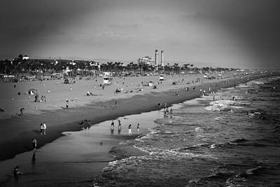 Photograph - A Day At The Beach by Michael Damiani