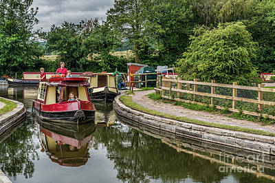 Photograph - A Day Cruising 2 by Steve Purnell