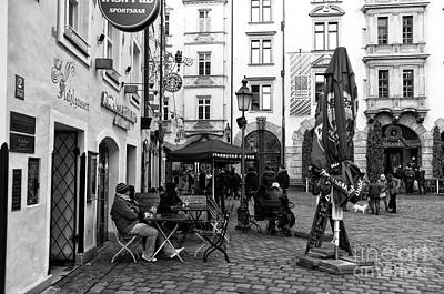Photograph - A Day In Munchen by John Rizzuto