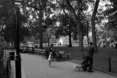 Photograph - A Day In The Park by Christopher James