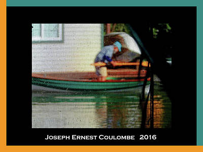 Photograph - A Day On The Water by Joseph Coulombe