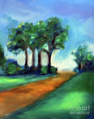 Artpro.com Painting - A Day To Remember by Karen Francis