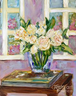 Painting - A Day To Remember by Patsy Walton