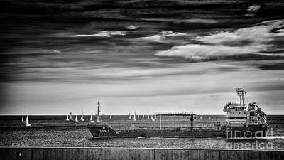 Photograph - A Day To Sail by Rene Triay Photography