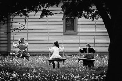 Photograph - A Different Era by Inge Riis McDonald