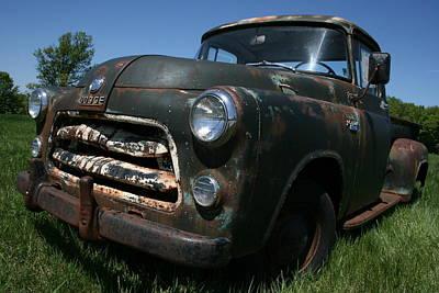 A Dodge Classic Art Print