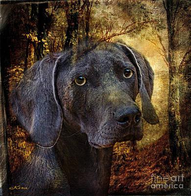 A Dogs Tale Art Print