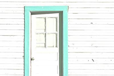 Photograph - A Door Beyond by Gus McCrea