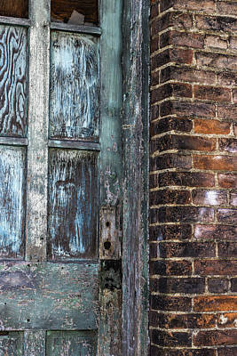 A Door In The Alley Art Print by William Sturgell