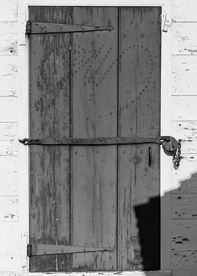 A Door With Character Art Print by Teresa Mucha
