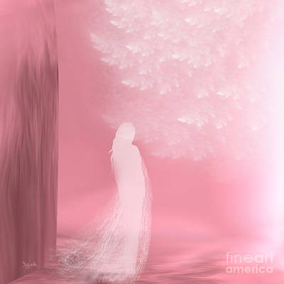 Digital Art - A Dream About Heaven by Giada Rossi