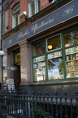 Photograph - A Dublin Bookshop by Dianne Levy