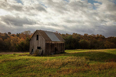 Photograph - A Fall Morning by Scott Bean