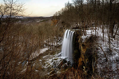 Photograph - A Falling Springs Morning by Michael Scott