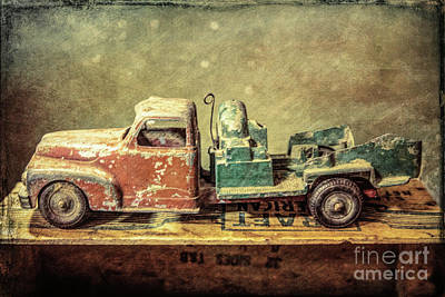 Photograph - A Favorite Toy by Lynn Sprowl