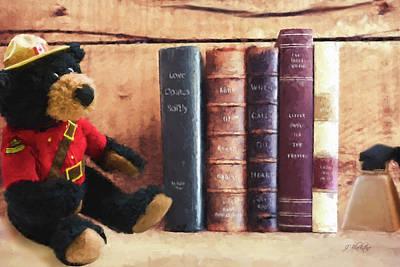 Painting - A Few Of My Favorite Things - Memories Art by Jordan Blackstone