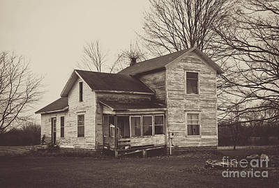 Photograph - A Fixer Upper by Grace Grogan