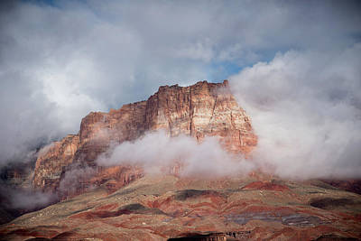 Photograph - A Foggy Start 3 by Frank Madia