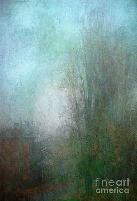 A Foggy Start Art Print by Russ Brown