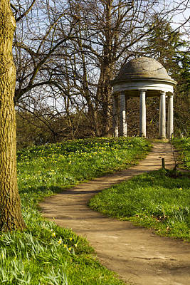 Photograph - A Folly In Kew by David French